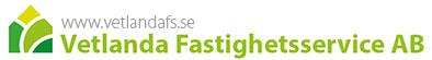 Vetlanda Fastighetsservice AB Logo
