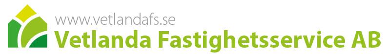 Vetlanda Fastighetsservice AB Retina Logo